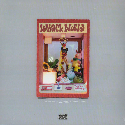 Tierra Whack - Whack World Limited Ultra Clear Vinyl Edition