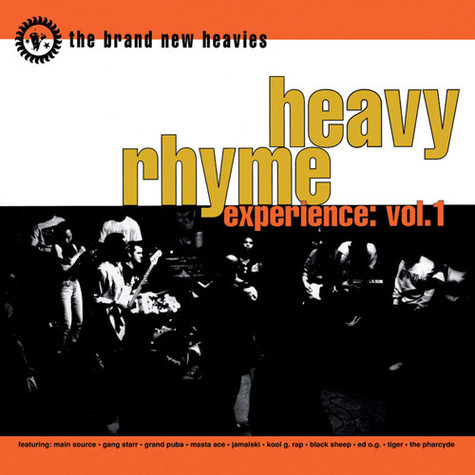 Brand New Heavies, The - Heavy rhyme experience vol. 1
