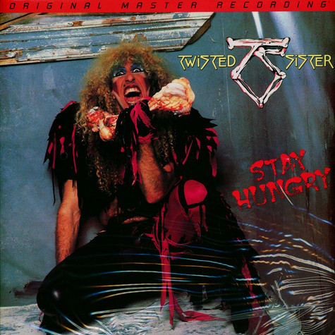 Twisted Sister - Stay Hungry Numbered Limited Edition