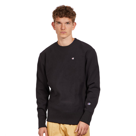 Champion Reverse Weave - Left Chest Small C Logo Sweater
