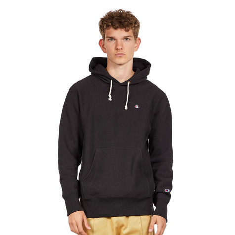 Champion Reverse Weave - Left Chest Small C Logo Hoodie