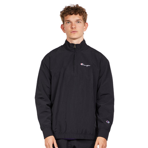 Champion Reverse Weave - Left Chest Script Half Zip Top