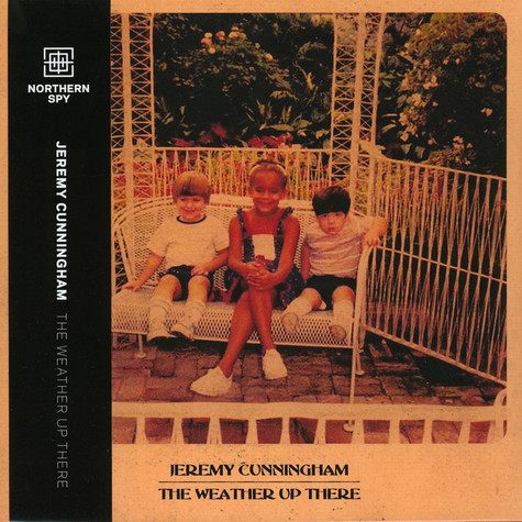 Jeremy Cunningham - The Weather Up There