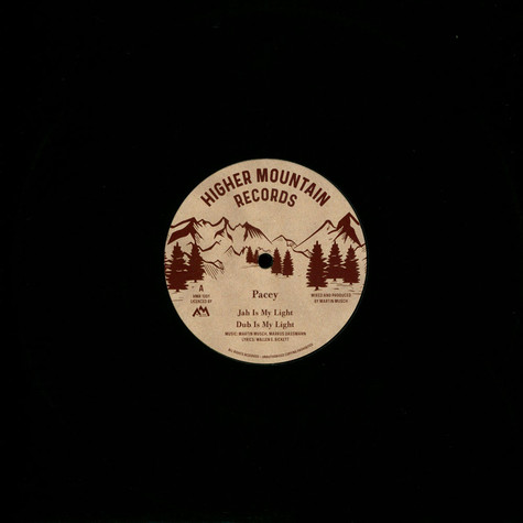 Pacey/ Robert Dallas - Jah Is My Light / Movin On