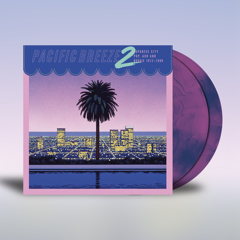 V.A. - Pacific Breeze 2: Japanese City Pop, AOR & Boogie 1972-1986 Violet Sky Edition