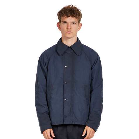 Barbour x Engineered Garments - Graham Washed Casual Jacket