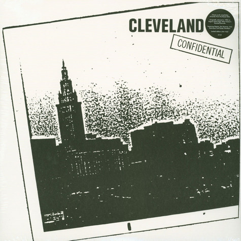 V.A. - Cleveland Confidiental Orange Record Store Day 2020 Edition