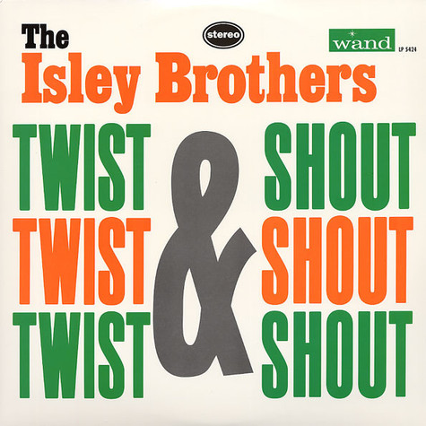 The Isley Brothers - Twist & Shout