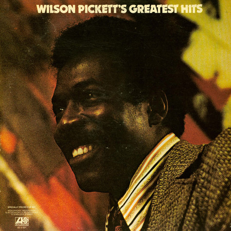 Wilson Pickett - Wilson Pickett's Greatest Hits