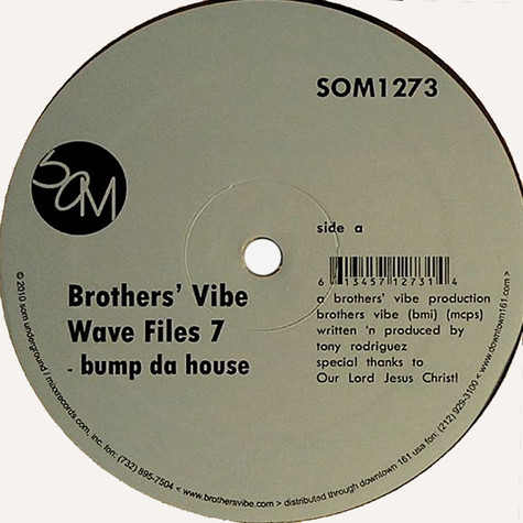 Brothers' Vibe - Wave Files 7
