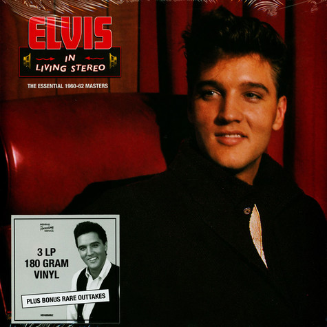 Elvis Presley - In Living Stereo: The Essential 1960-62 Masters