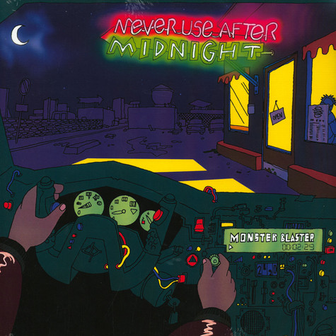 Never Use After Midnight - Monster Blaster