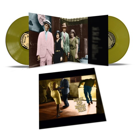 Bob Dylan - Rough & Rowdy Ways Limited Olive Vinyl Edition