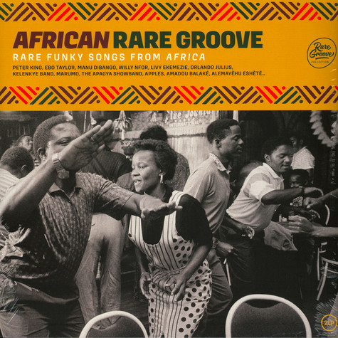 V.A. - African Rare Groove