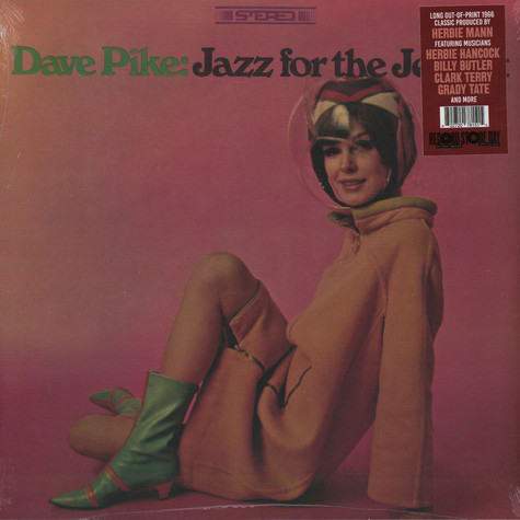 Dave Pike - Jazz For The Jet Set Record Store Day 2020 Edition