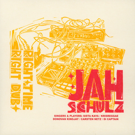 Jah Schulz - Right Time