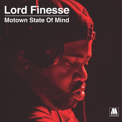 Lord Finesse - Presents Motown State Of Mind