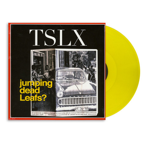 Tolouse Low Trax - Jumping Dead Leaves HHV Exclusive Yellow Edition