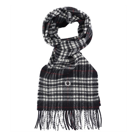 Fred Perry - Menzies Tartan Scarf