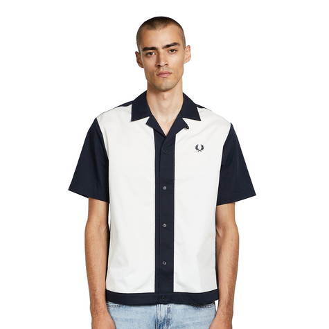 Fred Perry - Panneled Bowling Shirt
