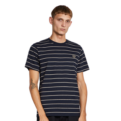 Fred Perry - Fine Stripe T-Shirt