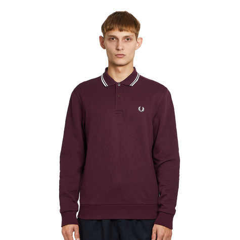 Fred Perry - Long Sleeve Tipped Polo