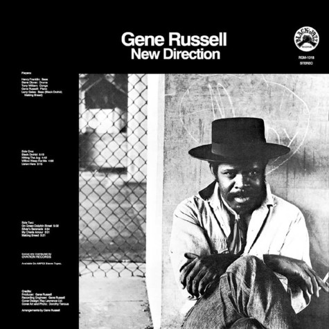 Gene Russell - New Direction Record Store Day 2020 Edition