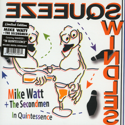 Mike Watt & The Secondmen - In Quintessance Record Store Day 2020 Edition
