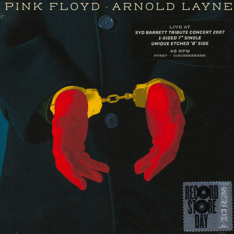 Pink Floyd - Arnold Layne Live At Syd Barrett Tribute, 2007 Record Store Day 2020 Edition