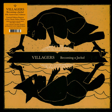 Villagers - Becoming A Jackal Red & Gold Record Store Day 2020 Edition