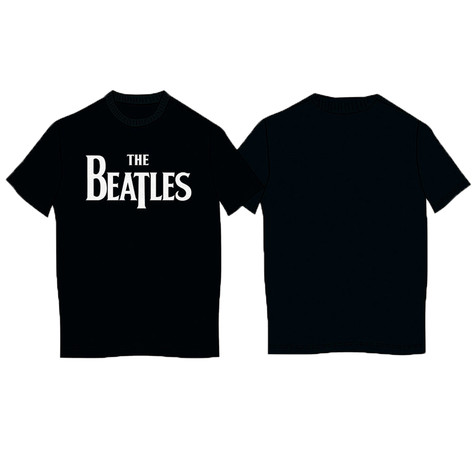 Beatles, The - Drop T Logo Kids T-Shirt