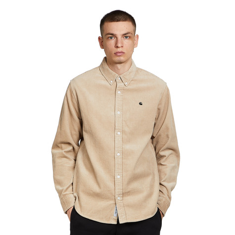 Carhartt WIP - L/S Madison Cord Shirt
