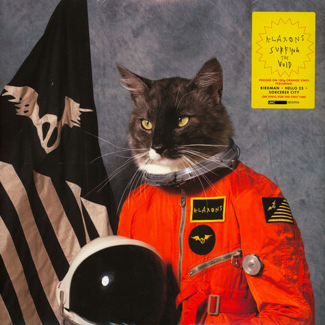 Klaxons - Surfing The Void Record Store Day 2020 Edition