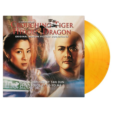 Tan Dun - OST Crouching Tiger Hidden Dragon Colored Vinyl Edition