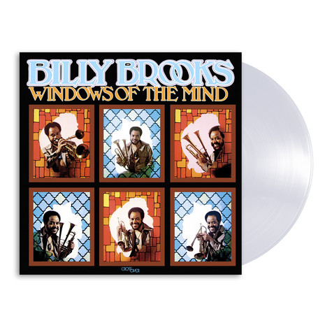 Billy Brooks - Window Of The Mind Ultra Clear Vinyl Edition