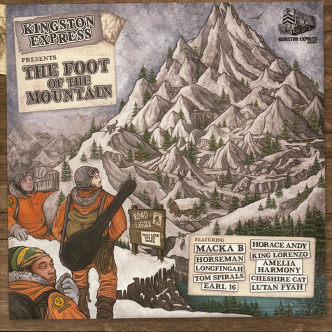 V.A. - The Foot Of The Mountain