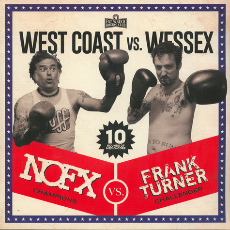NOFX / Frank Turner - West Cost Vs. Wessex