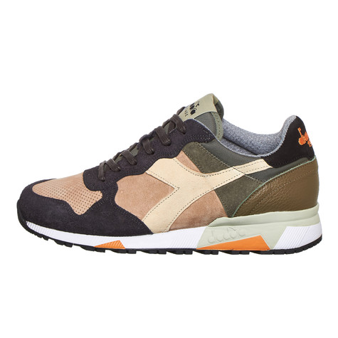 Diadora - Trident 90 Leather Made in Italy