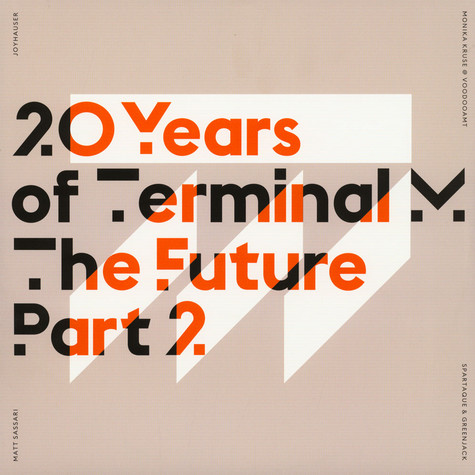 V.A. - 20 Years Of Terminal: The Future Part 2