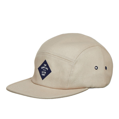 The Quiet Life - Traveler 5 Panel Camper Hat
