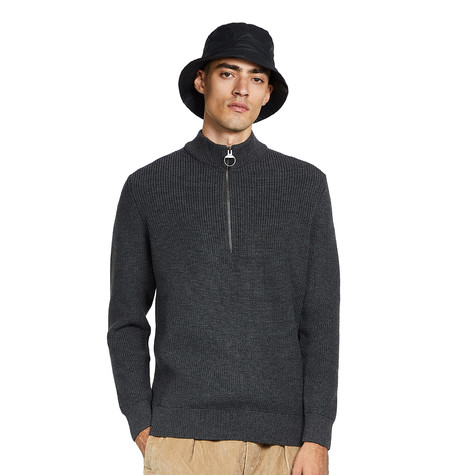 Barbour x Norse Projects - Norse Half Zip Troyer