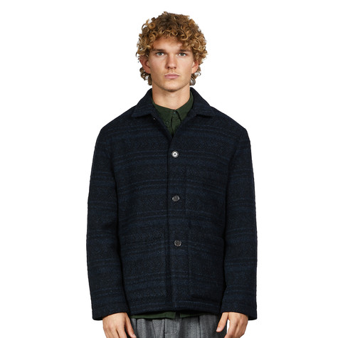Universal Works - Simple Bakers Jacquard Jacket