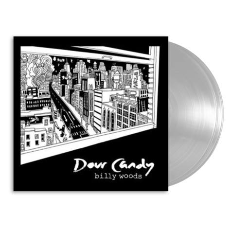 Billy Woods - Dour Candy