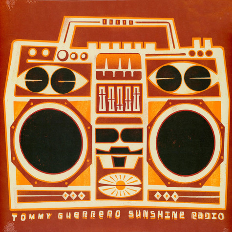 Tommy Guerrero - Sunshine Radio Black Vinyl Edition