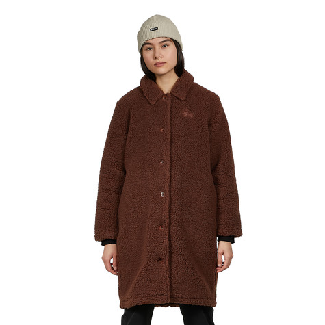 Stüssy - Kuna Sherpa Car Coat