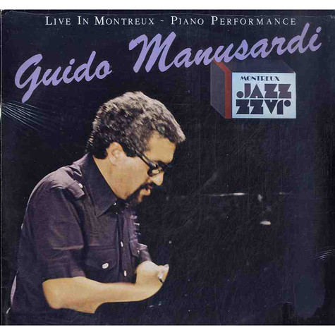 Guido Manusardi - Live in Montreux - Piano Perfomance