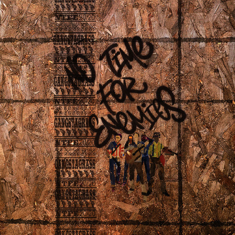 Gangstagrass - No Time For Enemies
