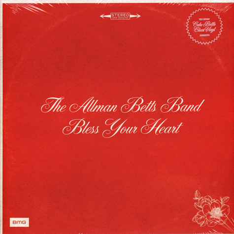 Allman Betts Band, The - Bless Your Heart
