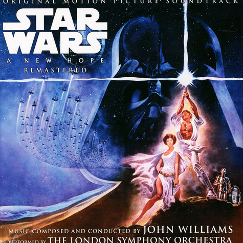 John Williams - OST Star Wars: A New Hope