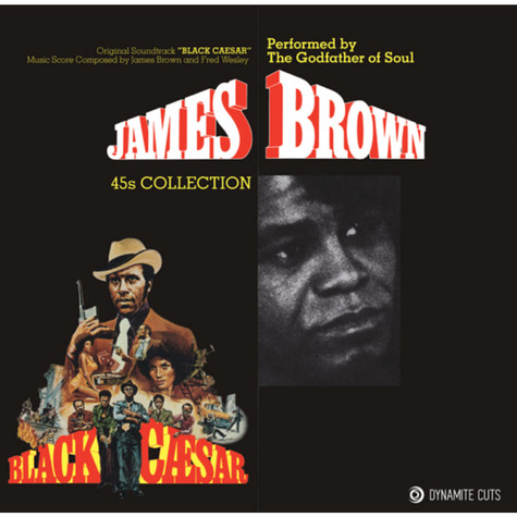 James Brown - Black Caesar: 45s Collection